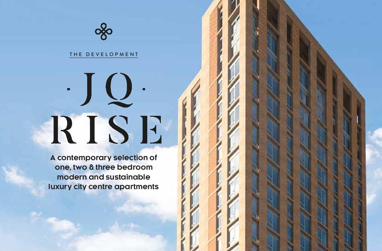 【伯明翰】伯明翰市中心『JQ RISE』 – 最新英國市中心投資物業