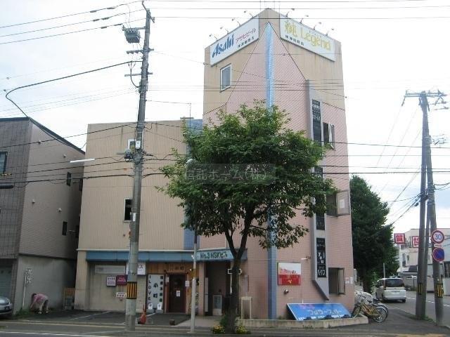 【Sapporo Restaurant Building】NO.3 NSK Building Gross return:13+
